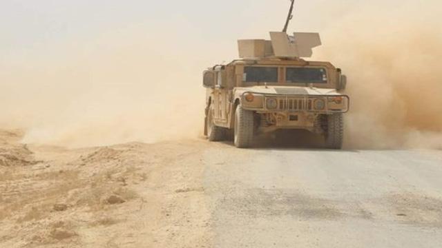 """Bị IS """"đánh đau"""", lực lượng người Kurd tập trung khôi phục sinh lực"""