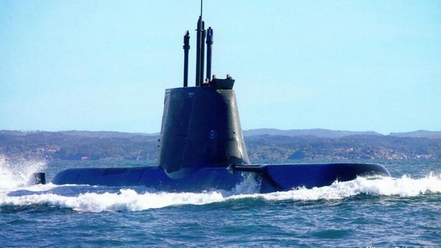 Ảnh: Sức mạnh đáng nể của các mẫu tàu ngầm phi hạt nhân Đức