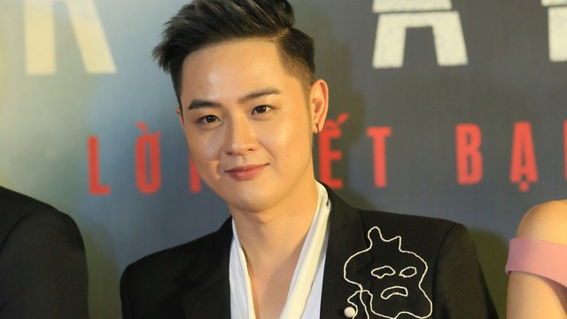 Thanh Duy Idol xuất hiện bảnh bao tại họp báo phim ở Hà Nội