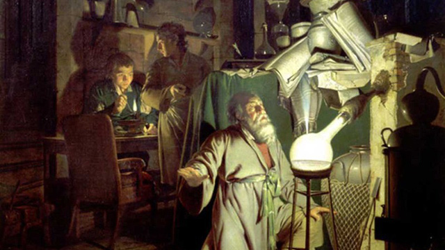Những điều thú vị về giả kim thuật