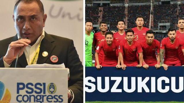 """Indonesia bị loại từ vòng bảng, quan chức bóng đá bất ngờ đổ lỗi cho """"người ngoài"""""""