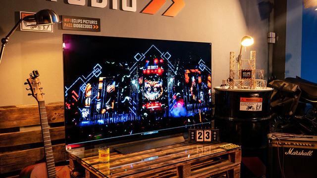 Tv Oled Đáp Ứng Tiêu Chí Khắt Khe Của Chuyên ...