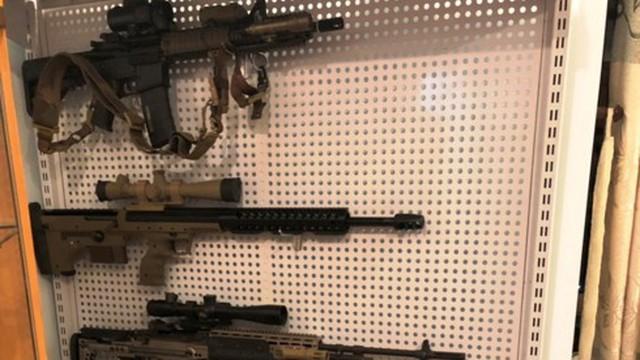 """Công an phát hiện """"kho vũ khí"""" quy mô lớn ở Lâm Đồng"""