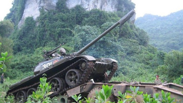 Việt Nam có những kíp xe tăng thiện xạ không kém huyền thoại của Liên Xô