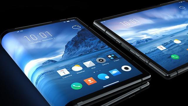 Điện Thoại Màn Hình Gập Của Samsung Sẽ Lộ Diện Trong Ngày Hôm ...