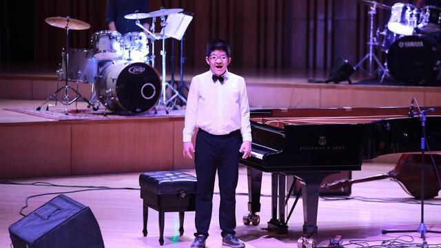 Sau màn trình diễn ấn tượng với Sơn Tùng MT-P, Bé Bôm hội ngộ khán giả trong đêm nhạc Jazz