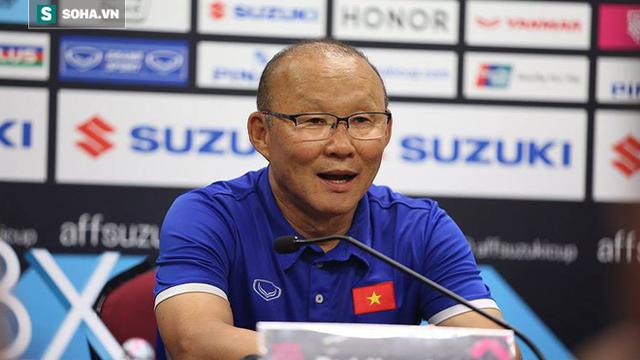 Sau sự tiếc nuối, HLV Park Hang-seo thừa nhận Việt Nam may mắn khi không bị thua ngược