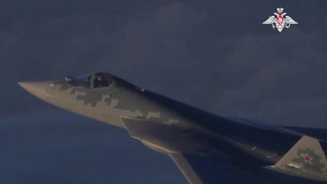 Syria, chiến trường thử nghiệm tiêm kích tàng hình Su-57 không thể tốt hơn