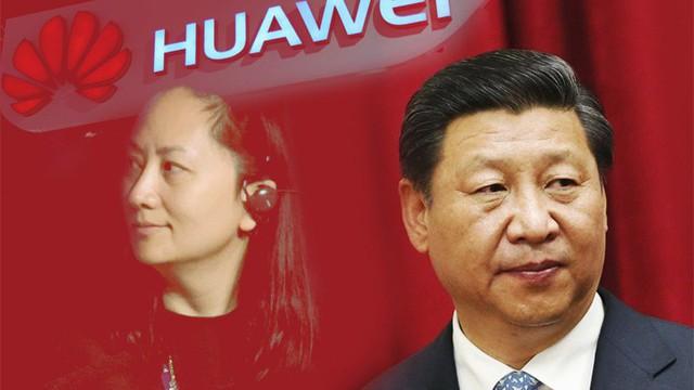 """Phản ứng táo bạo bất thường của TQ sau vụ Huawei: Ông Tập Cận Bình bị """"ép buộc""""?"""