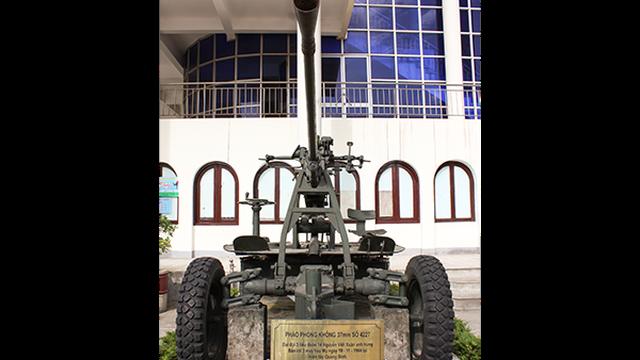 Khẩu pháo 37mm và chuyện về anh hùng, liệt sĩ Nguyễn Viết Xuân