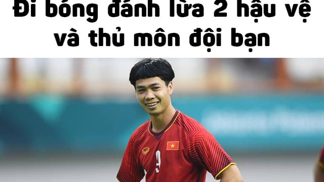 """Công Phượng và """"cú lừa"""" khiến 90 triệu người hâm mộ Việt Nam mừng hụt"""