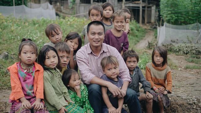 KTS Phạm Đình Quý - 5 năm đi xây 105 điểm trường vùng cao: Cứ thấy các cháu khổ mình lại tiếp tục cố gắng, mục tiêu của mình là bao giờ mình yếu thì thôi