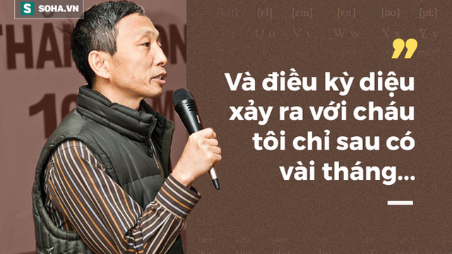 TS Trần Bắc Hải: Người Việt kém tiếng Anh vì không dũng cảm bằng trẻ con?