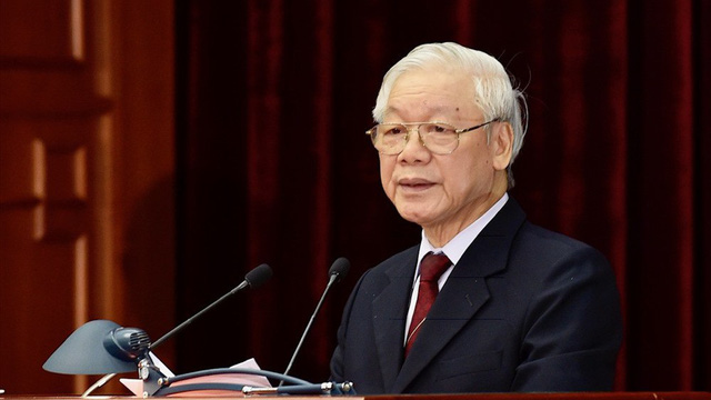Tổng Bí thư, Chủ tịch nước Nguyễn Phú Trọng: Kiên quyết đấu tranh loại bỏ những người tham nhũng, hư hỏng