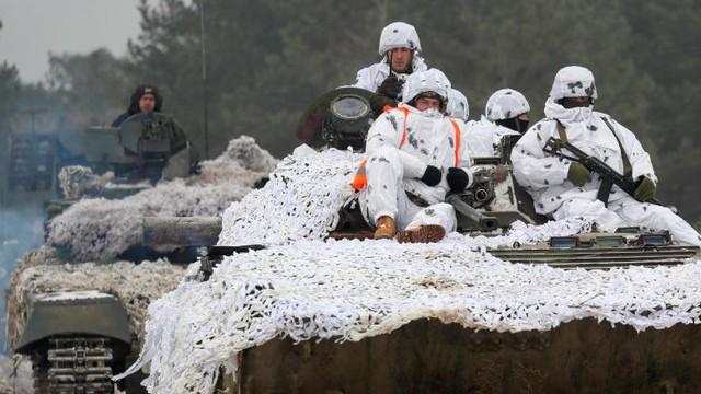 Đụng độ Nga-Ukraine: Thế bí của NATO ở Biển Đen – Lùi không được, tiến cũng không xong!