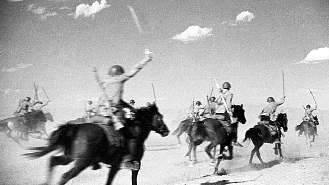 """Mèo và lạc đà - những """"chiến binh"""" đã giúp người lính Liên Xô thắng Thế chiến II như thế nào?"""