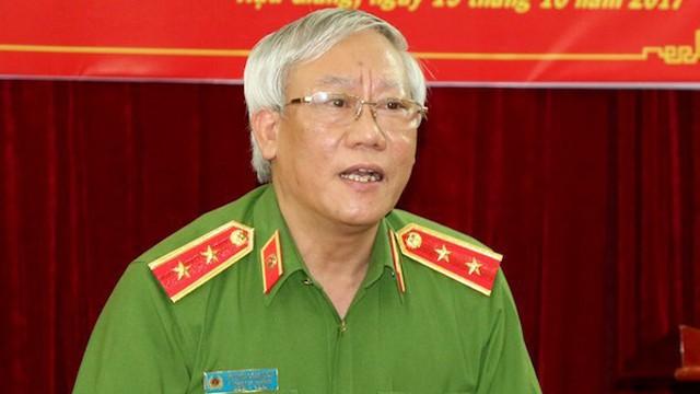 Kỷ luật cảnh cáo 4 tướng công an và quân đội