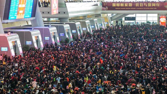 Hôm nay, bắt đầu cuộc di dân thường niên lớn nhất thế giới