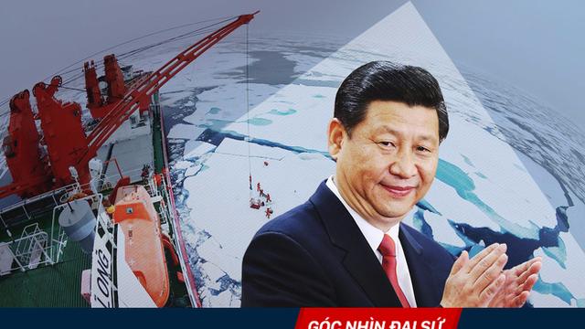 Sách trắng mới của Trung Quốc: Ý đồ chiến lược trên 20 trang giấy