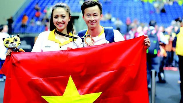 """""""Tiên đồng ngọc nữ"""" của thể thao Việt"""