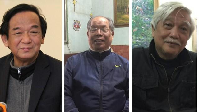 Ông Dương Trung Quốc, GS Nguyễn Lân Dũng, PGS Bùi Hiền đón Tết như thế nào?