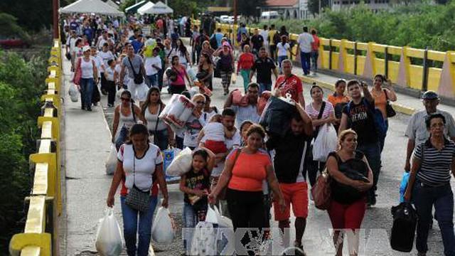 Brazil sẽ tuyên bố tình trạng khẩn cấp tại biên giới với Venezuela
