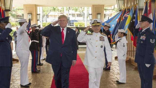 """Hoàn cầu: Bận ăn tết, TQ không quan tâm đến tuyên bố """"nguy cơ chiến tranh"""" của Đô đốc Mỹ"""