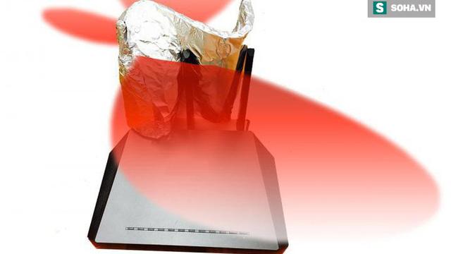 Mẹo rất đơn giản để tăng tốc độ truy cập Wifi tại nhà