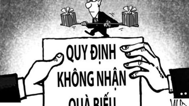 Thanh tra Chính phủ nhận 90 tin phản ánh việc biếu, tặng quà Tết
