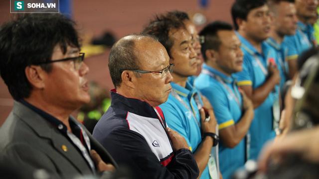 Chức Đại sứ hình ảnh và nỗi lo về thầy Park Hang-seo
