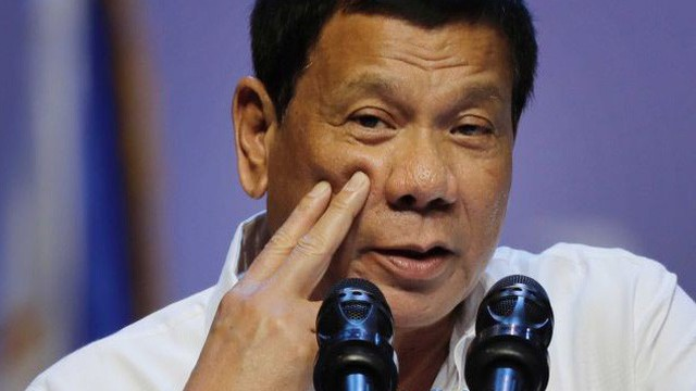 Philippines cấm quân đội tham gia chiến tranh do Mỹ phát động