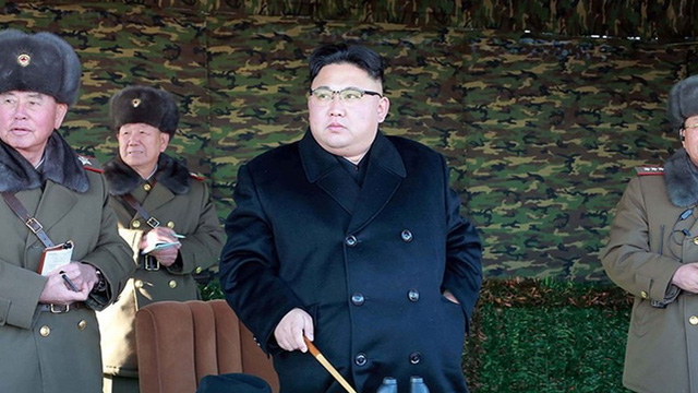 """Mỹ dọa chuyển """"giai đoạn 2"""" sau trừng phạt Triều Tiên lớn chưa từng thấy"""