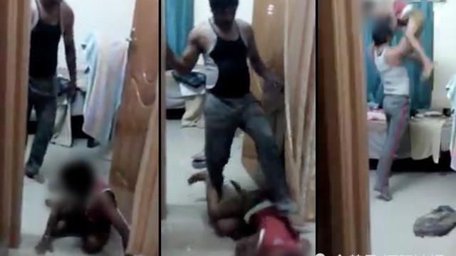 Người mẹ đem điện thoại đi sửa, nhân viên vô tình phát hiện ra video cha bạo hành con vô cùng tàn nhẫn