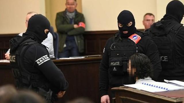 Kẻ khủng bố Paris bị đề nghị mức án 20 năm tù tại Bỉ
