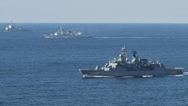 Biển Đen dậy sóng trước thềm bầu cử Tổng thống Nga