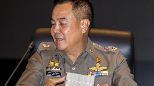 Cựu Tư lệnh Cảnh sát Thái Lan thừa nhận vay 9,5 triệu USD từ chủ nhà chứa đang bị truy nã