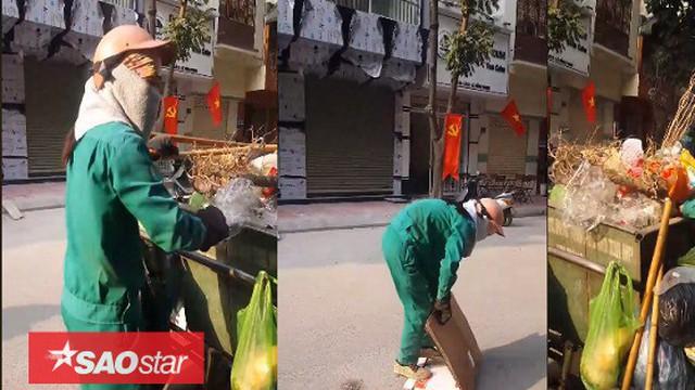 Bị 'ném đá' vì bắt cô lao công phải quét sạch nhà mình, nam thanh niên còn tuyên bố… đỡ mất tiền chạy quảng cáo
