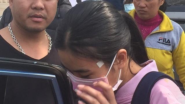 2 nữ sinh 'mất tích' đến công an tường trình vụ việc