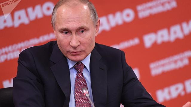 Khoảnh khắc đứng tim: Bị tấn công trên bầu trời Chechnya, ông Putin tưởng là pháo hoa