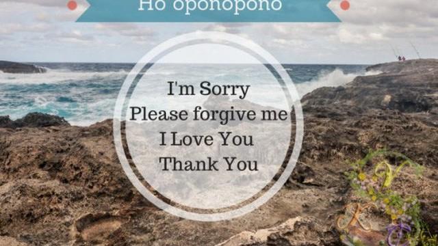 Nhẩm câu 'tôi xin lỗi' để chữa bệnh - phương pháp kỳ lạ của người Hawaii