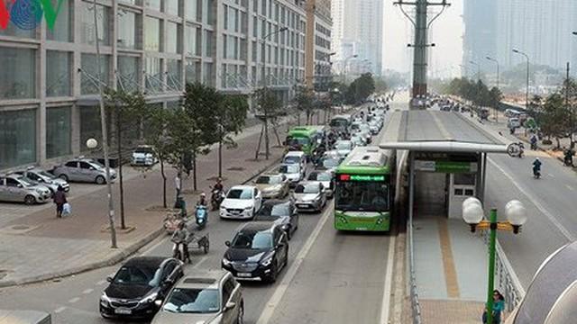 Hà Nội đang loay hoay với BRT?