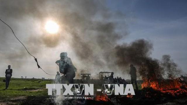 Palestine: Nổ gần đoàn xe chở Thủ tướng Hamdallah tại Gaza