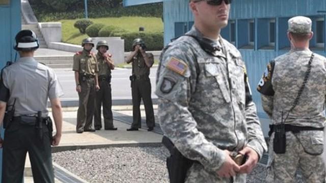 """Triều Tiên """"chắc như đinh đóng cột"""" Hàn muốn Mỹ rút quân vô điều kiện"""