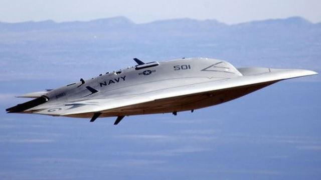 Hé lộ siêu UAV của lực lượng lính thủy đánh bộ Mỹ