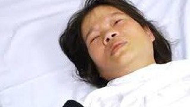 Hy hữu bà bầu nghén nặng suốt 9 tháng, nhập viện 11 lần, giảm 15kg