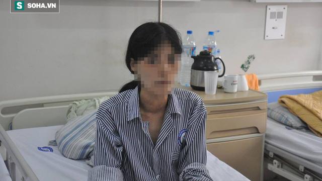 Người phụ nữ bị hoại tử cổ vì nghe thầy lang đắp lá chữa bệnh bướu cổ