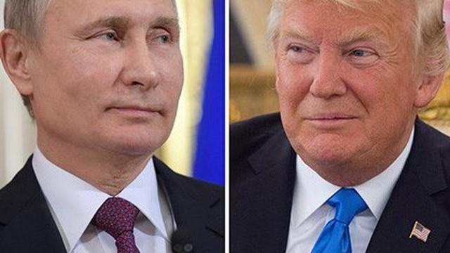 Ông Trump và ông Putin trao đổi gì trong cuộc điện đàm bất ngờ sau bầu cử?