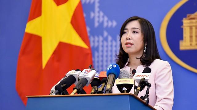 Bộ Ngoại giao giải đáp việc tổ chức cuộc gặp của ông Donald Trump và Kim Jong-un tại Hà Nội