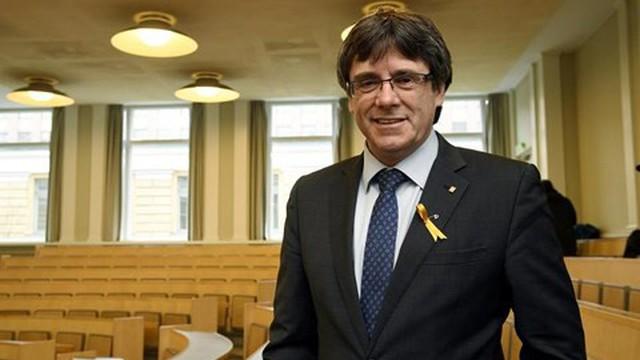 Thủ lĩnh phong trào Catalan ly khai khỏi Tây Ban Nha sẽ bị bắt ở Phần Lan?