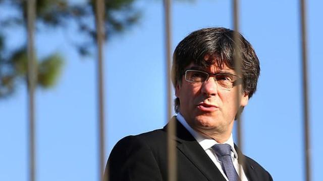 Thủ lĩnh phong trào ly khai Catalan Pigdemont bị bắt ở Đức